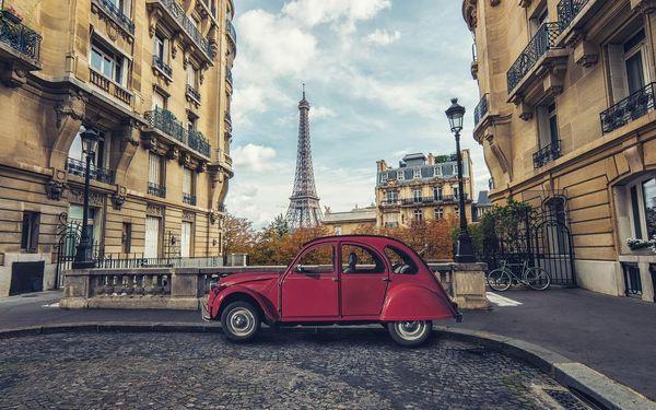 Francie - Paříž autobusem na 5 dnů, snídaně v ceně
