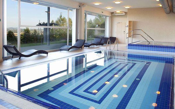 Nový hotel Monínec se snídaní, bazénem i lanovkou zdarma