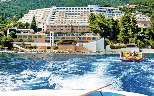 HOTEL SUNSHINE CORFU RESORT & SPA, Korfu, Řecko, Korfu, letecky, all inclusive