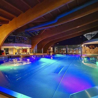 Vysoké Tatry: Pobyt v hotelu AQUACITY MOUNTAIN VIEW pro 2 osoby na 2 noci