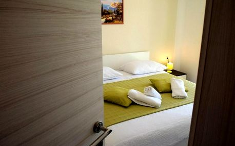 Chorvatsko, Rab: Apartments Kampor