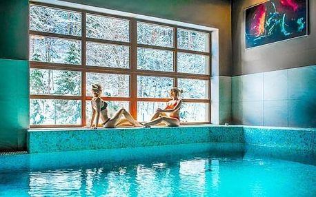 Polské Beskydy v Hotelu Kotarz *** s neomezeným wellness jen 25 km od hranic