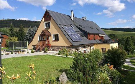 Apartmány V Zátiší poblíž Stezky v oblacích Dolní Morava