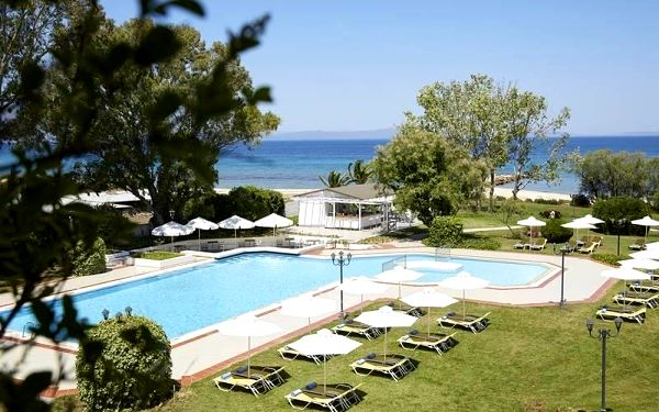 Theophano Imperial Palace, Chalkidiki, Řecko, Chalkidiki, letecky, all inclusive4
