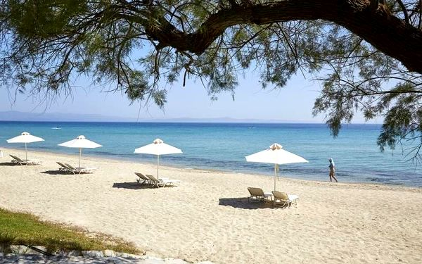 Theophano Imperial Palace, Chalkidiki, Řecko, Chalkidiki, letecky, all inclusive5