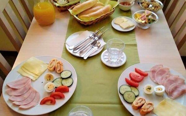 Pobyt se snídaněmi a degustací vína (nástup pondělí, středa nebo pátek) | 2 osoby | 3 dny (2 noci) | Období Pá 24. 7. – Út 22. 12. 20202