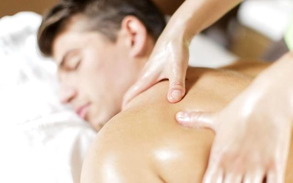 Masáž Office Therapy 45 min - PLATNOST 4 MĚSÍCE, 45 minut, počet osob: 1 osoba, Karlovy Vary (Karlovarský kraj)4