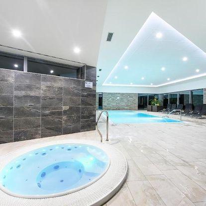 Ubytování ve wellness a sport hotelu v Dolní Moravě