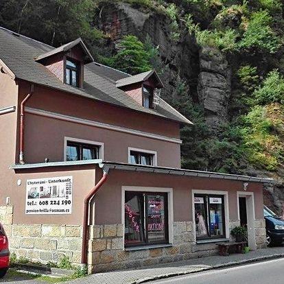 Národní park České Švýcarsko: hřensko 114