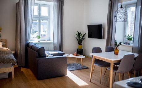 Šumperk, Olomoucký kraj: Apartmán v centru