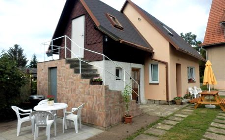 Doksy, Liberecký kraj: Podkrovní apartmán v Zátiší