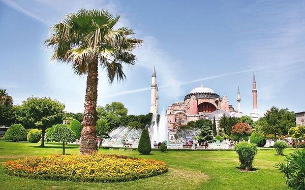 ORIENTÁLNÍ ISTANBUL, Istanbul, letecky, snídaně v ceně4
