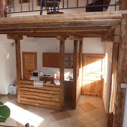 Telč, Vysočina: Ubytování Podolí U Křížku