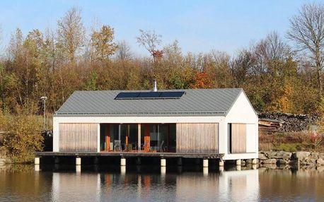 Kraj Vysočina: Dům nad vodou