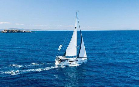 Půjčení katamaránu, plachetnice nebo jachty ve Středozemním moři na 6 dní