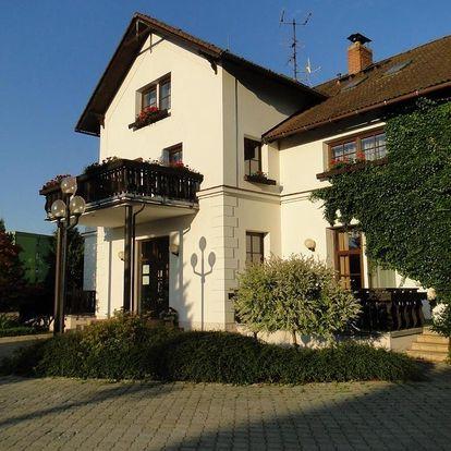 Lázeňské městečko Velké Losiny: Villa Žerotín Penzion Bed & Breakfast