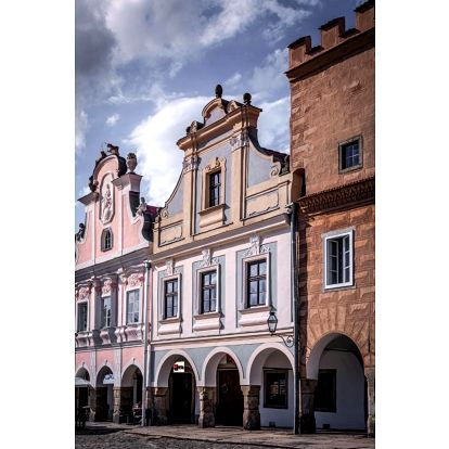 Telč, Vysočina: Apartmany Chornitzeruv dum