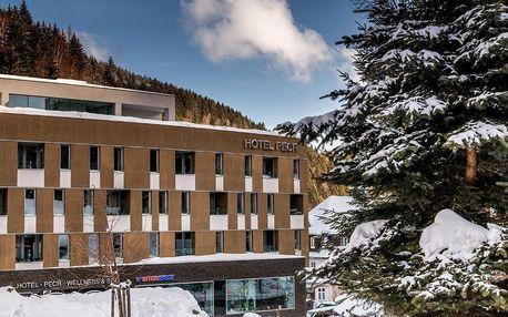 Unikátní hotelový komplex PECR apartments v Peci pod Sněžkou
