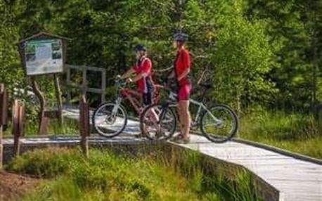 Karlovarsko - přírodní krásy na kole (hotel Richmond****), Západočeské lázně