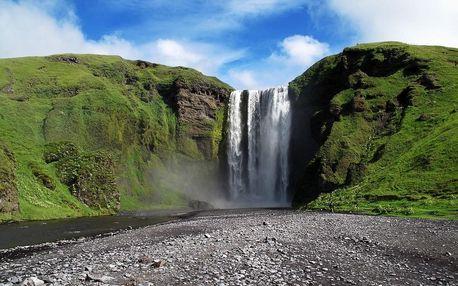 Perly jižního Islandu 2021 - letecky v malé skupině, populární zájezd, Jihozápadní Island