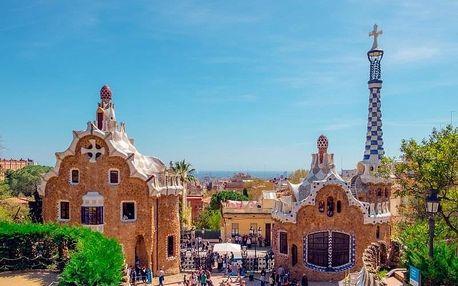 Barcelona a Montserrat - letecky v malé skupině s průvodcem, Katalánsko