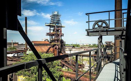Ostravsko - technické památky (hotel Clarion****)