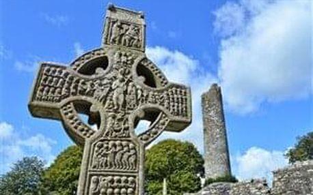 Poznávací Irsko 2021 letecky s průvodcem v malé skupině, Dublin