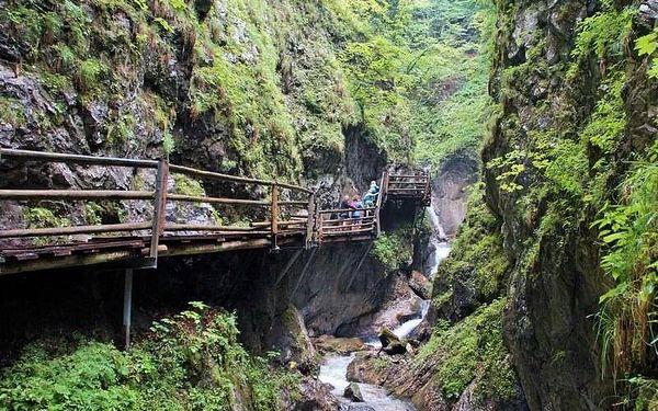 Totes Gebirge - Kalkalpen - s turistikou, autobusem, snídaně v ceně2