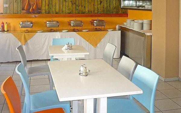 Hotel Hersonissos Blue, Kréta, letecky, all inclusive2