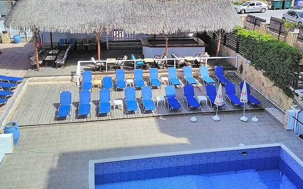 Hotel Hersonissos Blue, Kréta, letecky, all inclusive4