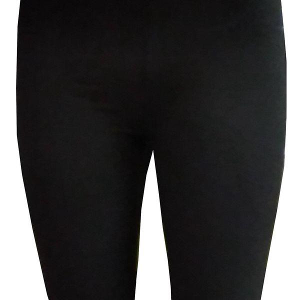 Legíny po kolena | Velikost: S/M | Černá s pistáciovou2
