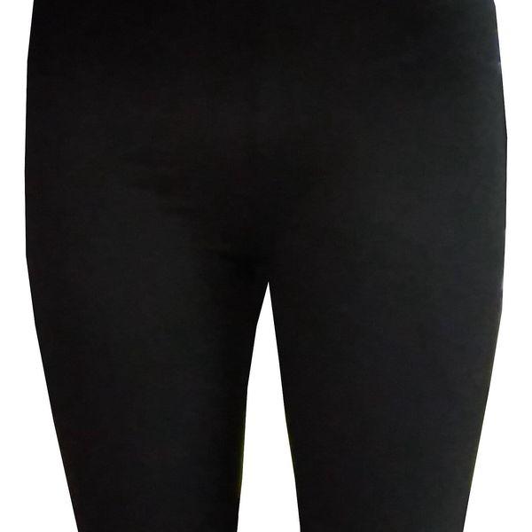 Legíny po kolena | Velikost: S/M | Černá s pistáciovou3
