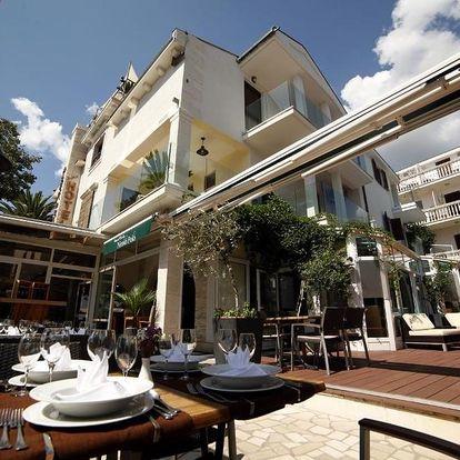 Chorvatsko, Makarská riviéra: Boutique Hotel Marco Polo