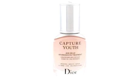 Christian Dior Capture Youth Age-Delay Advanced Eye Treatment 15 ml revitalizační oční péče proti vráskám pro ženy