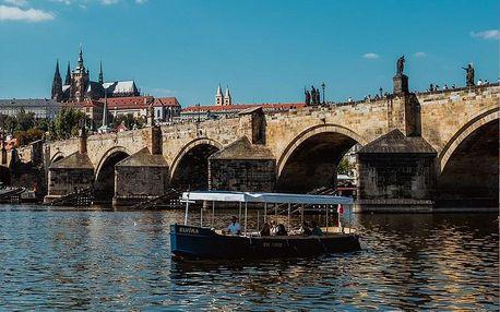 50minutová vyhlídková plavba do Čertovky od Prague Boats