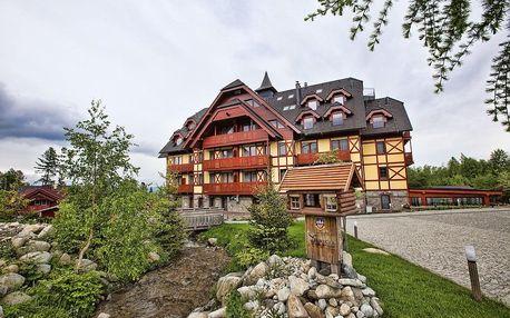 Hotel a Rezidence Kukučka ★★★★ Tatranská Lomnica