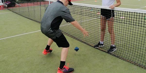 1x hodina tenisu pro dítě nebo dospělého5