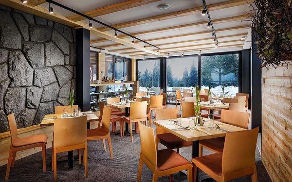Hotel FIS, Vysoké Tatry, vlastní doprava, snídaně v ceně2