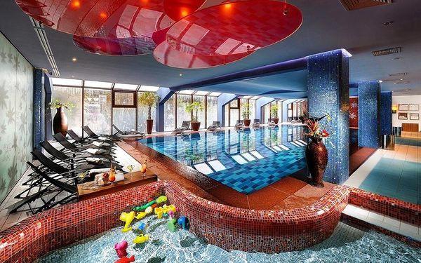 Wellness Hotel Chopok, Nízké Tatry, vlastní doprava, snídaně v ceně2