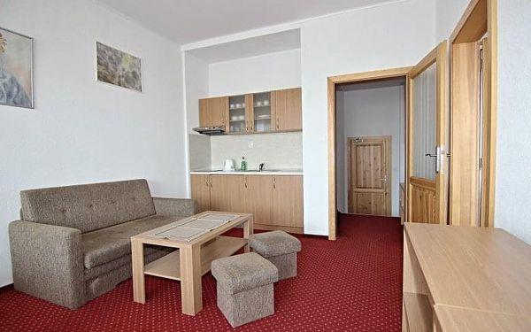 Hotel Toliar, Vysoké Tatry, vlastní doprava, snídaně v ceně2