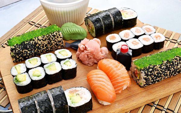 Sushi set: 24 ks2