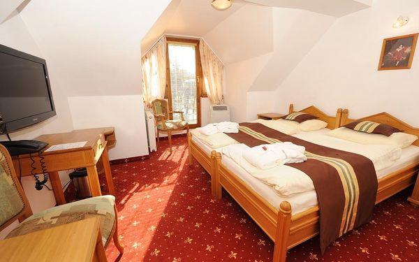 Hotel Aphrodite, Rajecké Teplice, vlastní doprava, snídaně v ceně2