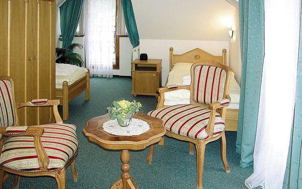 Hotel Aphrodite, Rajecké Teplice, vlastní doprava, snídaně v ceně3
