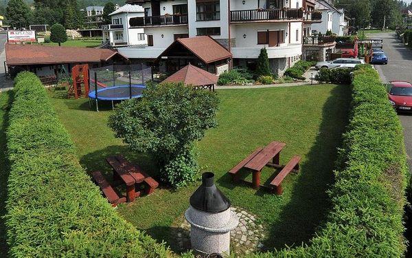 Vila Beatrice, Vysoké Tatry, vlastní doprava, snídaně v ceně5