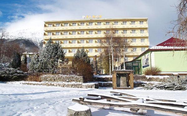 Hotel Palace, vlastní doprava, snídaně v ceně4