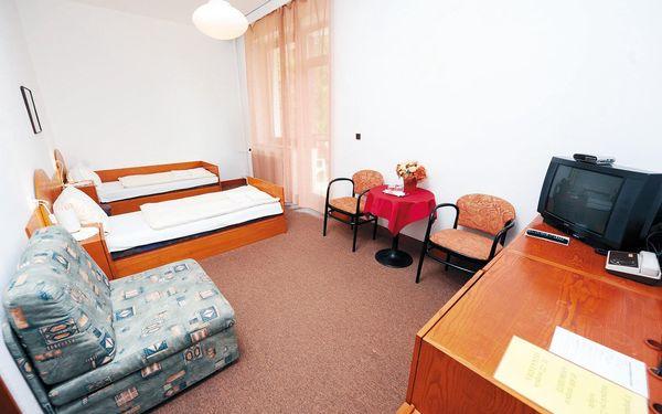 Hotel Malá Fatra, Rajecké Teplice, vlastní doprava, polopenze3