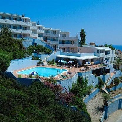 Řecko - Kréta letecky na 11-12 dnů, all inclusive