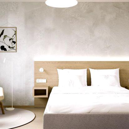 Luxusní hotel v centru Prahy: pobyt pro dva