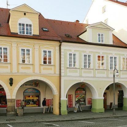 Domažlice, Plzeňský kraj: Penzion U Chodskeho Hradu