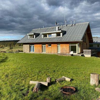 Kvilda, Jihočeský kraj: Rodinný apartmán v srdci Šumavy